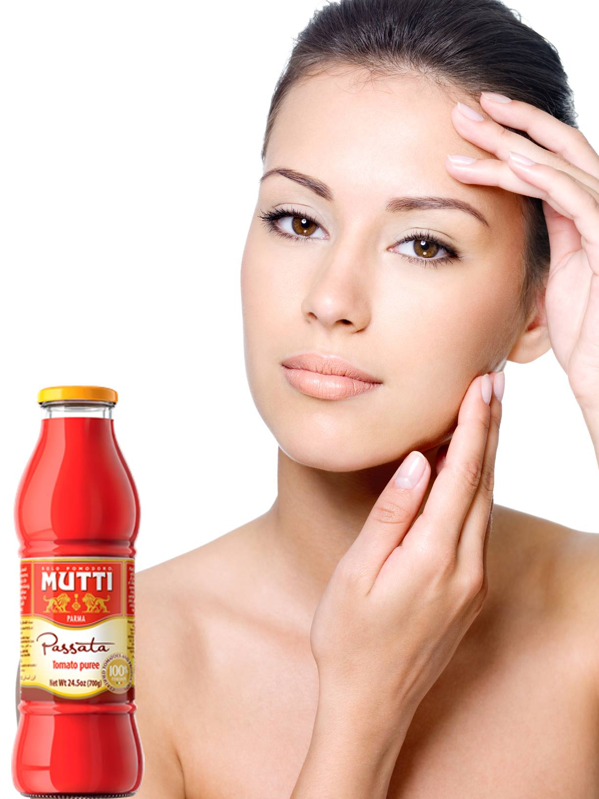 Losion za lice od paradajza