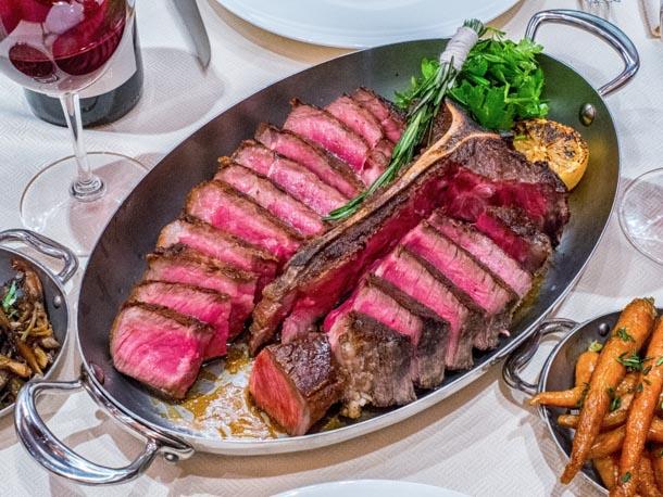 Bistecca Alla Fiorentina (Florentinski biftek)
