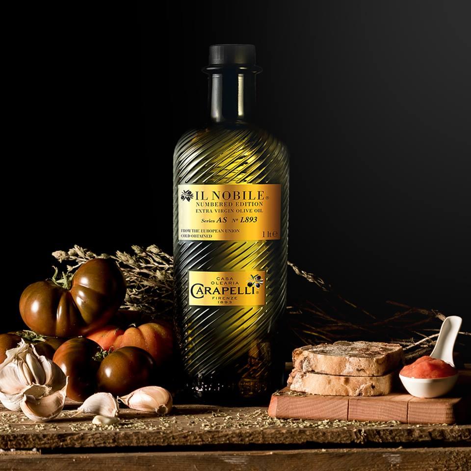 Carapelli IL Nobile extra virgine ulje - kašičica zdravlja za manje stresa