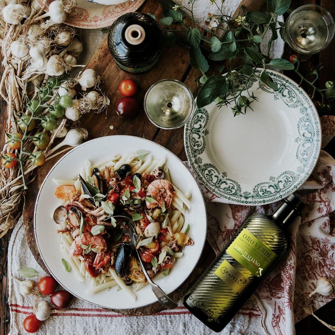 Carapelli extra virgine ulje - kašičica ukusa i zdravlja