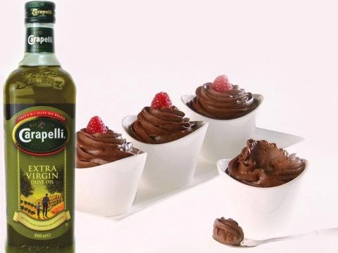 Čokoladni mus sa maslinovim uljem
