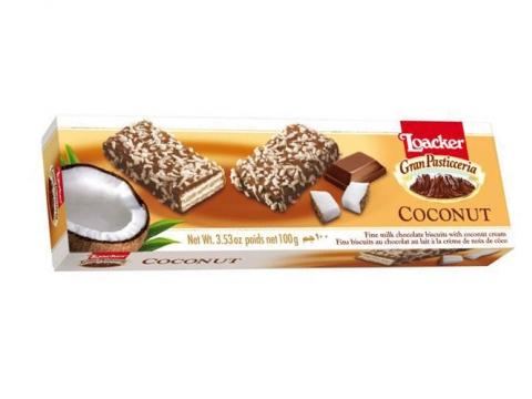 Loacker Gran Pasticceria – kokos: izmamiće slatki uzdah zadovoljstva