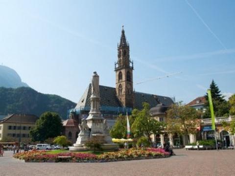 Bolzano – grad najsrećnijih ljudi