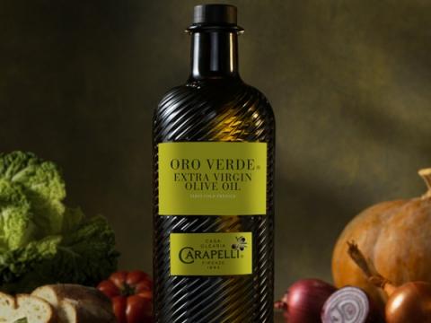 Carapelli Oro Verde maslinovo ulje – italijanska simfonija na vašoj trpezi