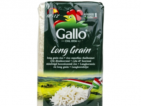 Riso Gallo Long Grain 1kg