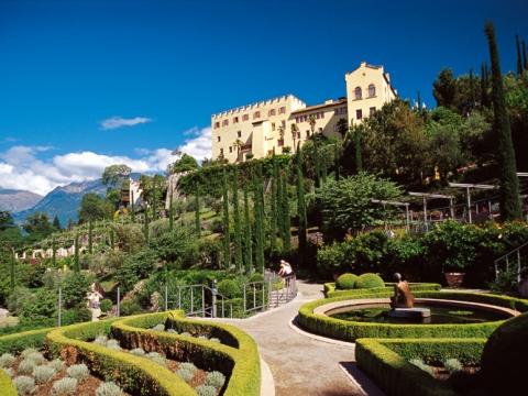 Giardini di Castel Trauttmansdorff – čaroban svet prirode