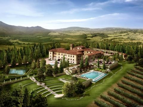 Najbolji hoteli u Toskani