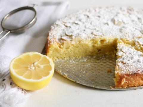 Kapreze limun torta