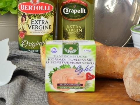 La Perla tuna u sopstvenom soku za zdrav doručak