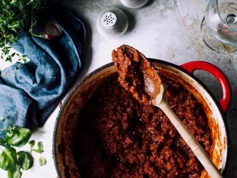Marinara sos od paradajza za špagete