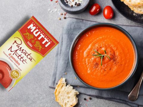 Mutti pasirani paradajz u briku - omiljeni dodatak jelima