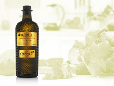 Carapelli il Nobile extra virgine ulje - hrana i lek
