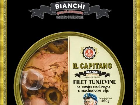 IL Capitano fileti tunjevine – zdrava zimska detoksikacija