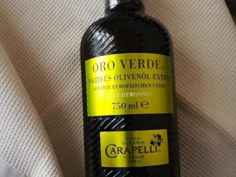 Carapelli Oro Verde maslinovo ulje za put ka omiljenoj destinaciji
