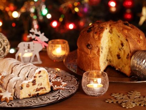 Panettone – italijanski praznični slatki hleb
