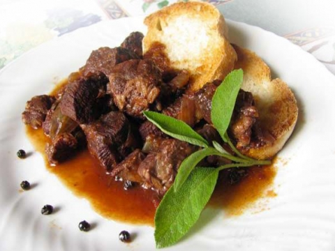 Peposo - toskanski gulaš