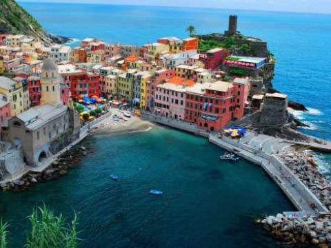 Cinque Terre – sela koja žive bajku