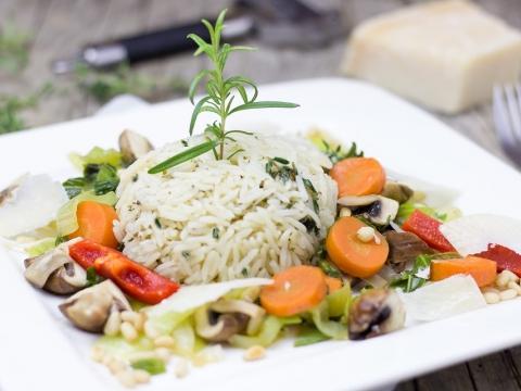 Riso Gallo pirinač sa povrćem