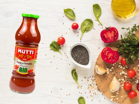 Mutti BIO pasirani paradajz u boci - čuvar vašeg zdravlja