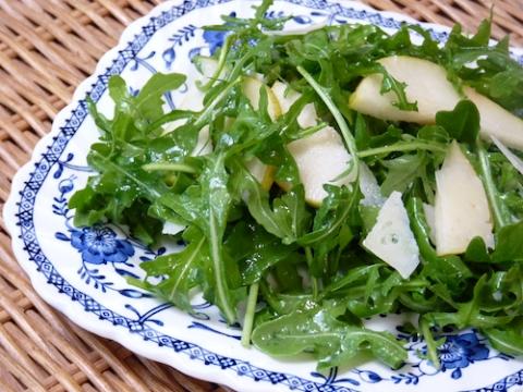 Salata sa rukolom i parmezanom
