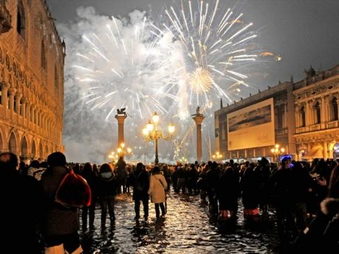 Sever Italije – novogodišnji raj