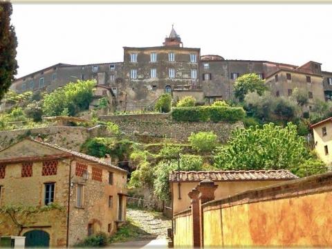 Monteggiori, mesto gde tišina caruje