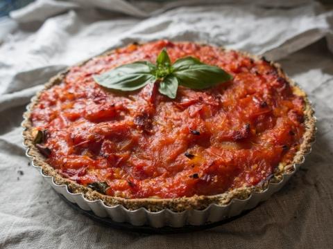 Tart sa Mutti čeri paradajzom