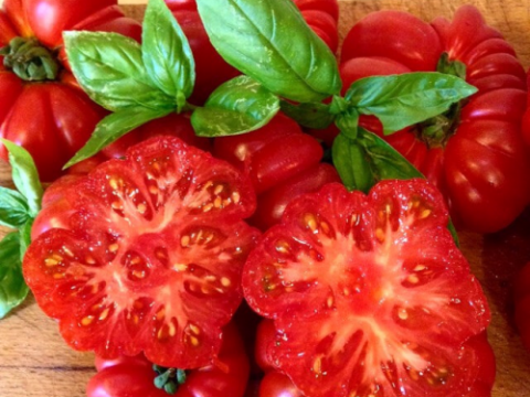 Paradajz – crveno zlato italijanske kuhinje