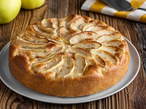 Torta di Mele (italijanska torta od jabuka)