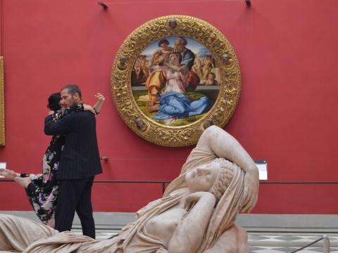 Zaljubljeni u Firenzi