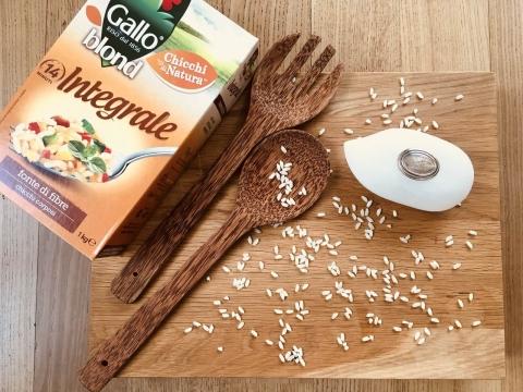 Riso Gallo blond integrale da vam priprema obroka bude uživanje!