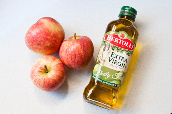 Maska za lice od jabuke i ekstra devičanskog maslinovog ulja