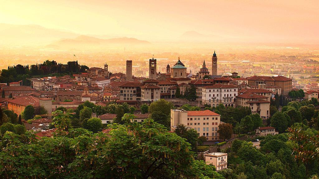 Šarmantni Bergamo će ukrasti vaše srce
