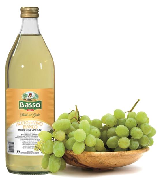 Basso italijansko vinsko sirće od belog grožđa - zdravo i korisno