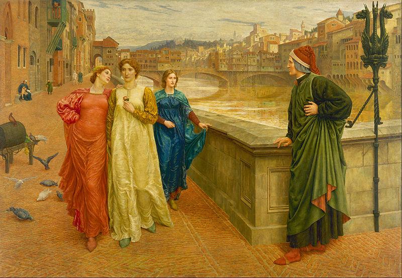 Najlepše italijanske ljubavi – Beatriče i Dante