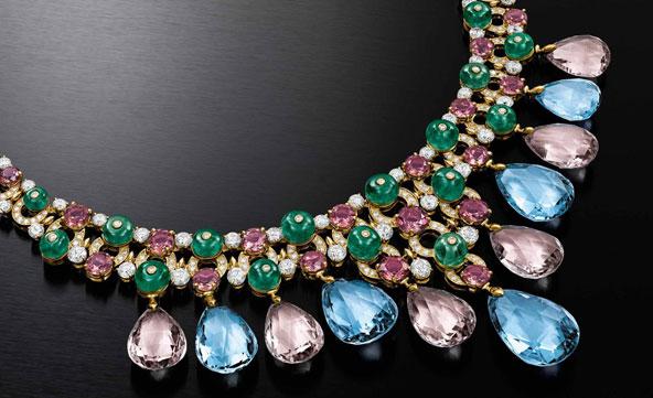 Italijanski glamur u zlatu i dijamantima