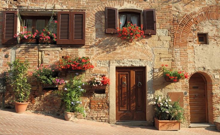 Kako da postignete toplinu toskanskog doma