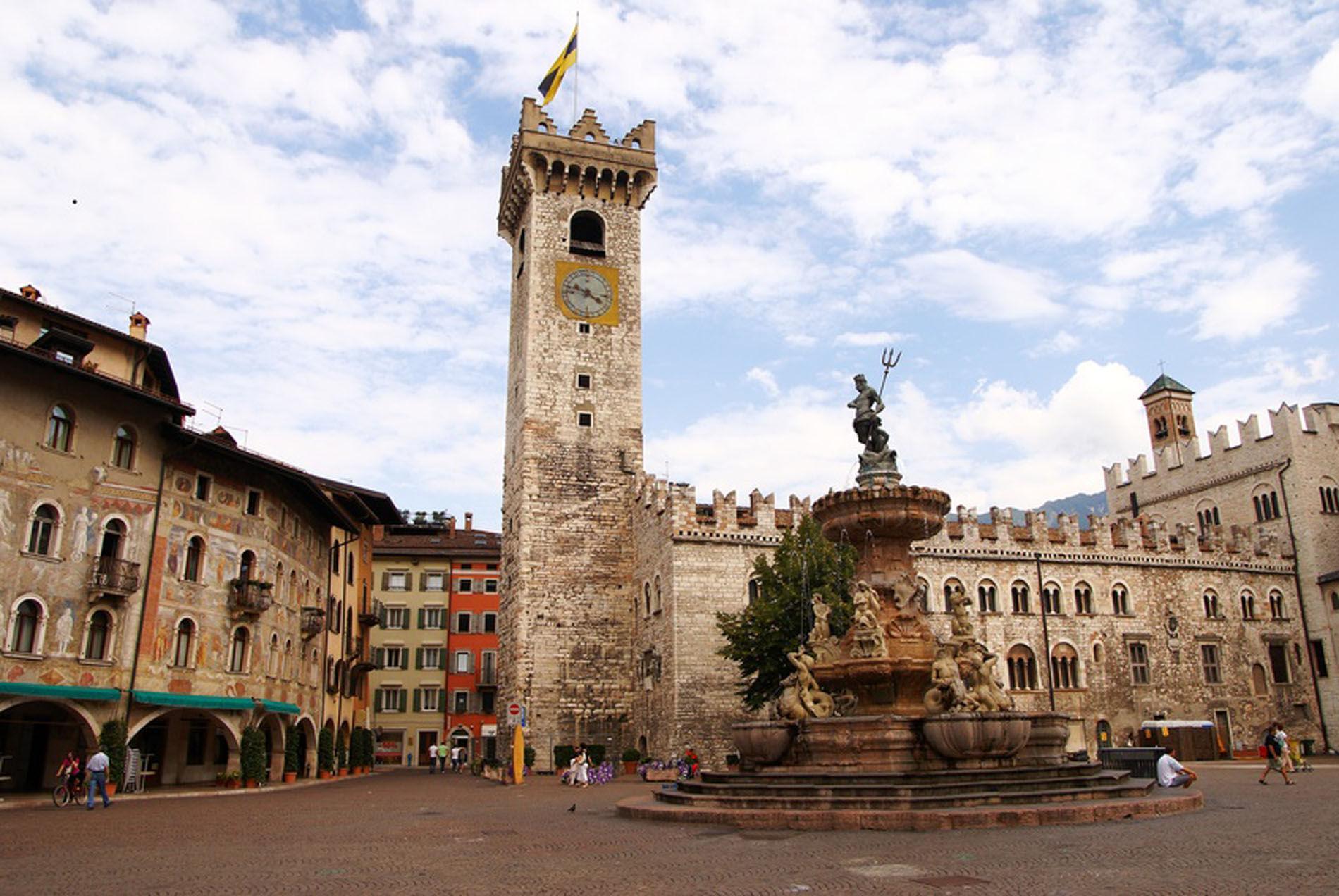 Upoznajte čudo Alpa - Trento