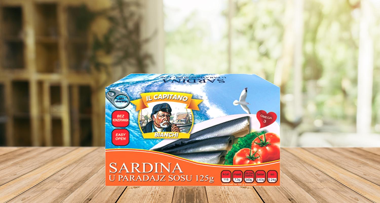 Sardina – zdravlje na dohvat ruke