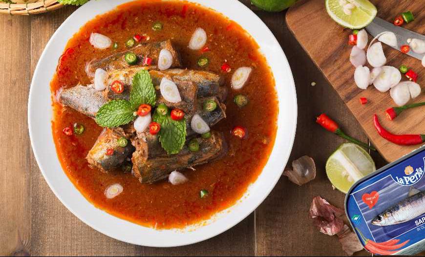 La Perla sardine sa piri papričicom - ukusan obrok za jači imunitet