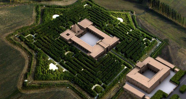 """""""Il labirinto della Masone"""", najveći lavirint na svetu"""