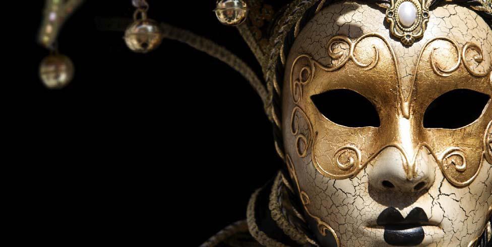 Šta se krije iza venecijanskih maski?