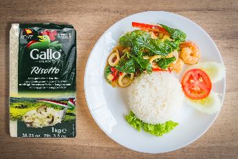 Ideja za zdrav i ukusan obrok uz Riso Gallo pirinač
