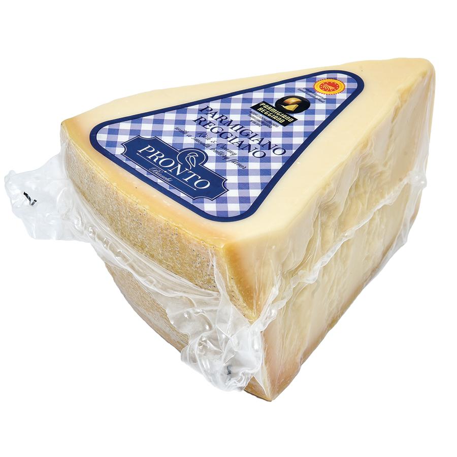 Pronto Parmigiano Reggiano - italijanski nekrunisani kralj sira