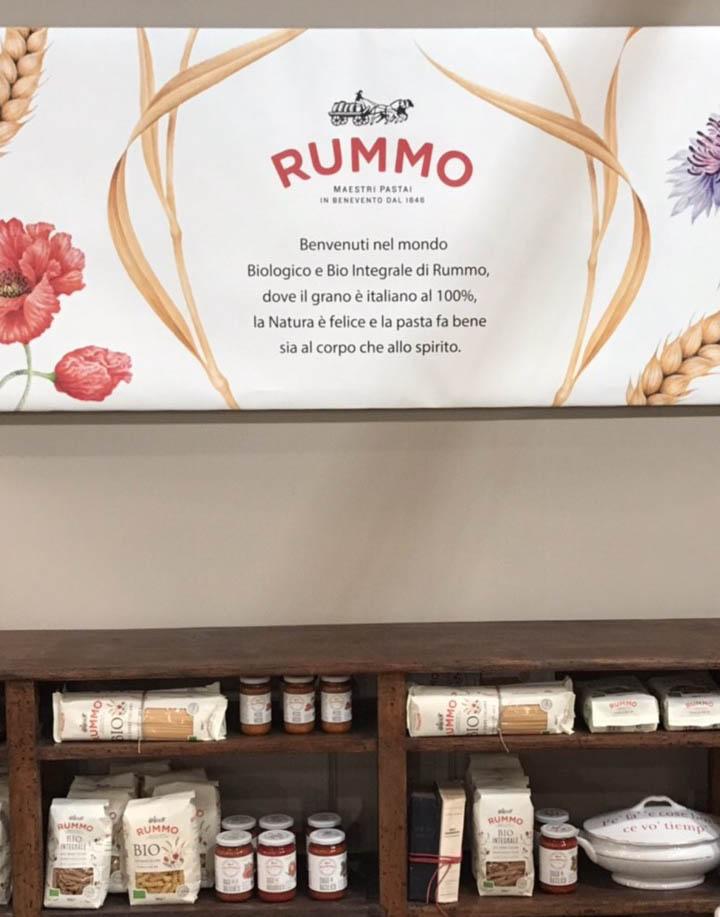Rummo testenine – uz prolećni zeleniš, porcija zdravlja