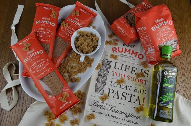Rummo Spaghetti Bio Integrale - savršena ideja za originalan obrok