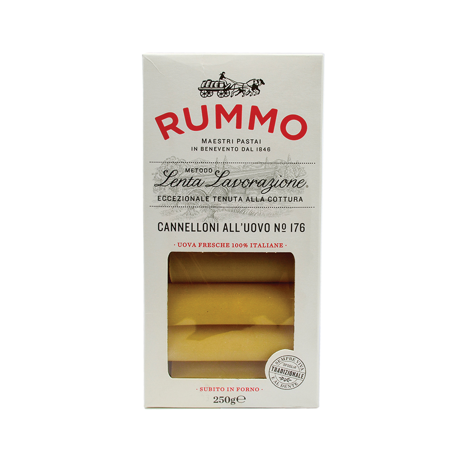Rummo Cannelloni all'uovo no.76 250g