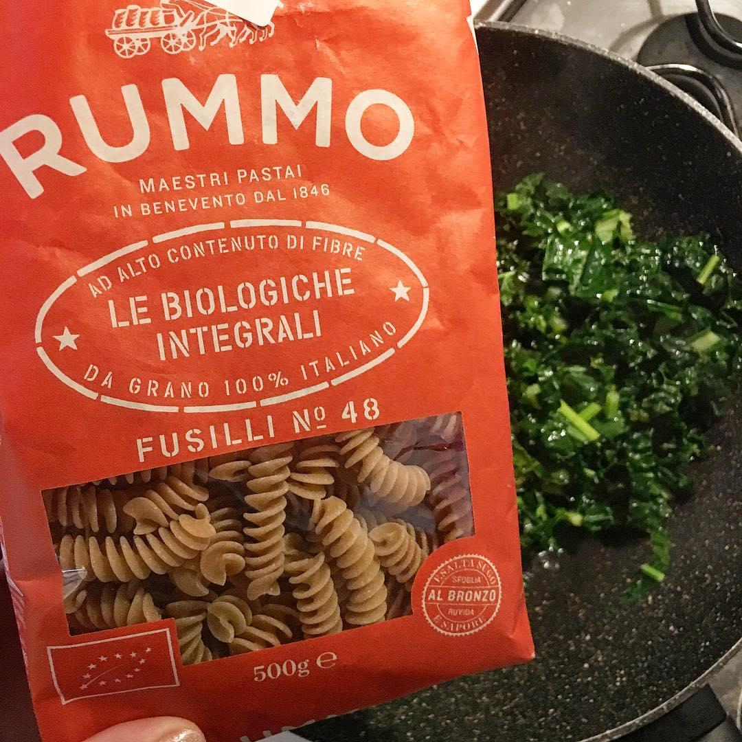 Rummo Fusilli Bio integrale – ukusan i zdrav obrok uz minimalno vreme pripreme