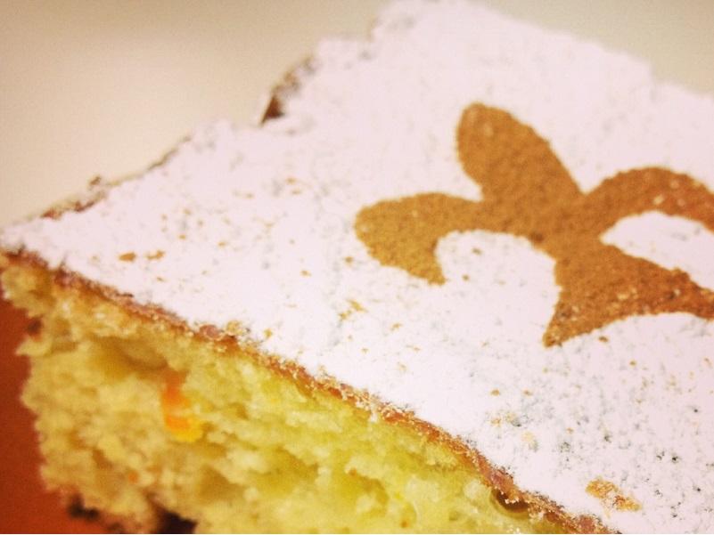 Firentinski kolač Sciacciata