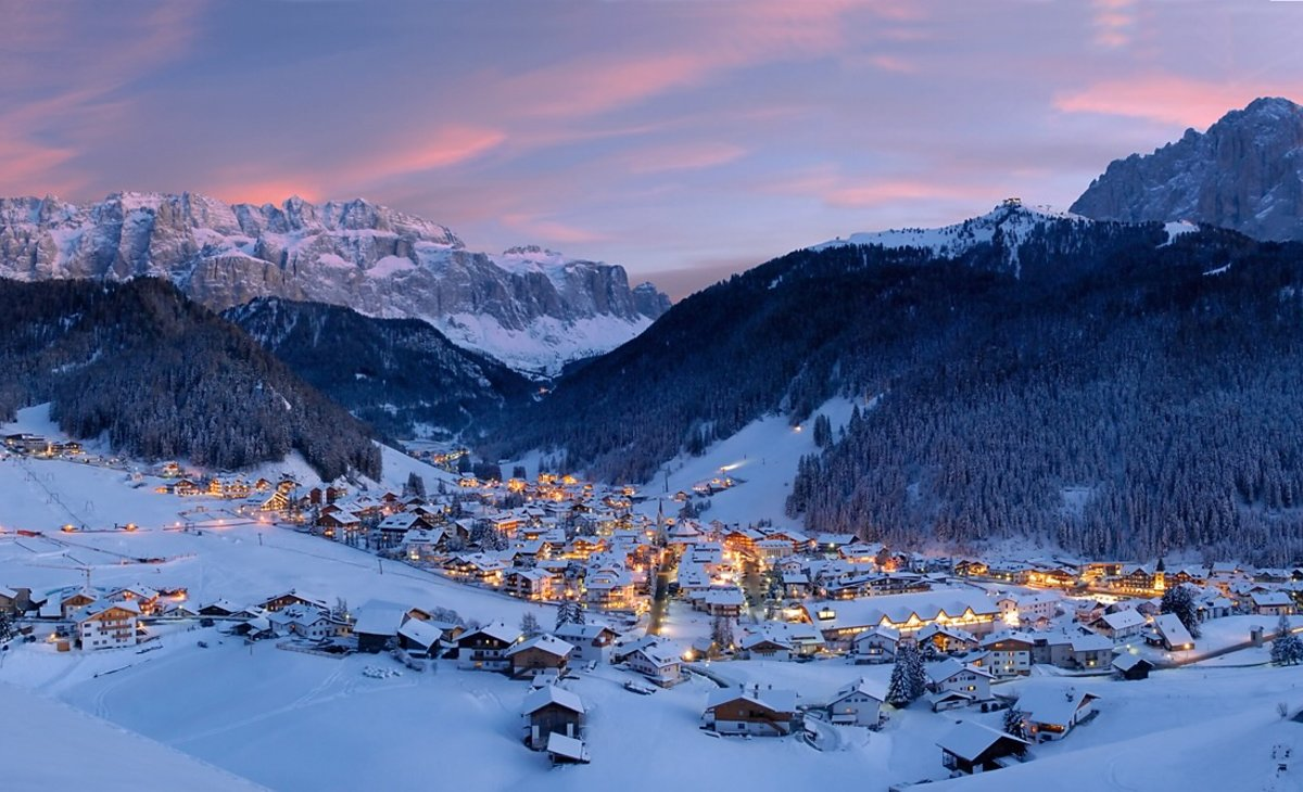 Zima u Južnom Tirolu – Val Gardena